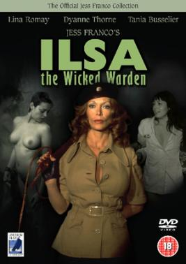 Ilsa, the Wicked Warden izle +18